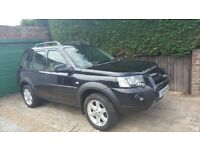 Lovely Land Rover Freelander 12/2006 diesel,automatic