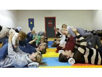 Baby Yoga Classes in Bishopbriggs from 12weeks