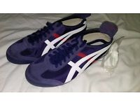Mens NEW Adidas and ASICS Onitsuka trainers size 9/9.5