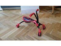 Scramble Bug Beetle - toddlers ride on trike/bike