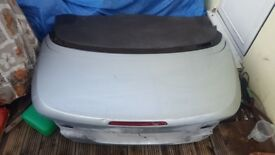 BMW 3 SERIES - TAILGATE / BOOTLID - E93 - CONVERTIBLE