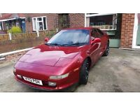 MR2 mk2, 2ltr de badged Japanese import, 1990 reg, well looked after, 12 months Mot, £2 ,150