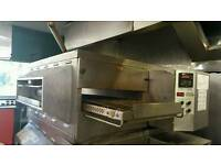 "Conveyor pizza oven 22"" Inc"