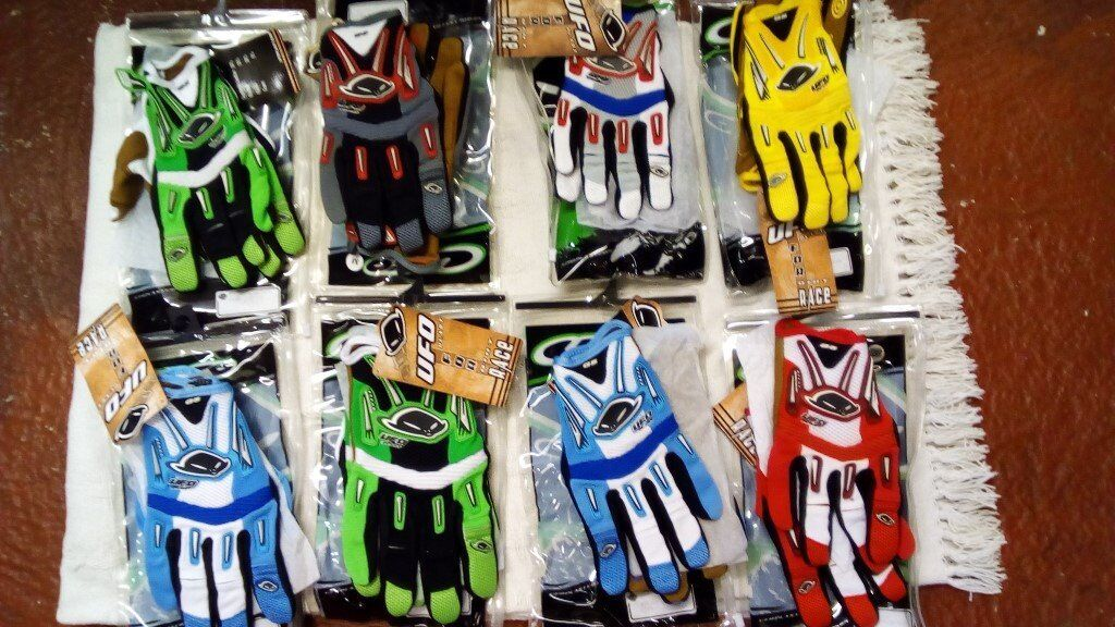UFO Motocross Trials Gloves