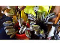 Full Sets of Golf Clubs - Job Lot (Slazenger)