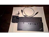 Lenovo Thinkpad Ultra Dock 40A2 20V