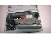Orbital Flat Sheet Sander NuTool 240 volt mains 150 watt in Carry Case