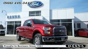 2017 Ford F-150 *NEW* SUPERCAB XLT*XTR*4X4 5.0L V8