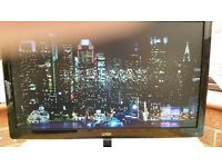 Logik 22 Inch Freeview LED Full HD TV With Built In DVD Player