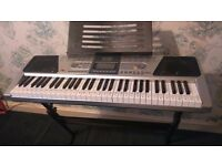 Rockjam RJ661 keyboard & stool