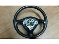 Vw golf bora Steering wheel