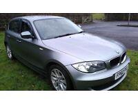 BMW 116D ES 5 DOOR HATCH FULL HISTORY