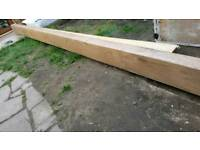 Large structural beam 4/8