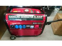 New petrol 6hp Wurthzburg generator