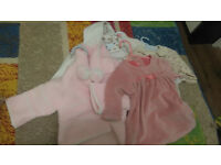 0-3 Girls big bundle – very good condition