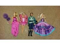 Fairy Barbies