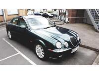 Jaguar s type sport 12 month mot 12 month tax £850