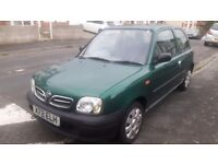 Ideal First Car with New MOT