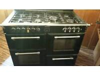 Free gas range cooker for scrap