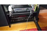 Xbox 360 Black with 4 controllers and GTA 5