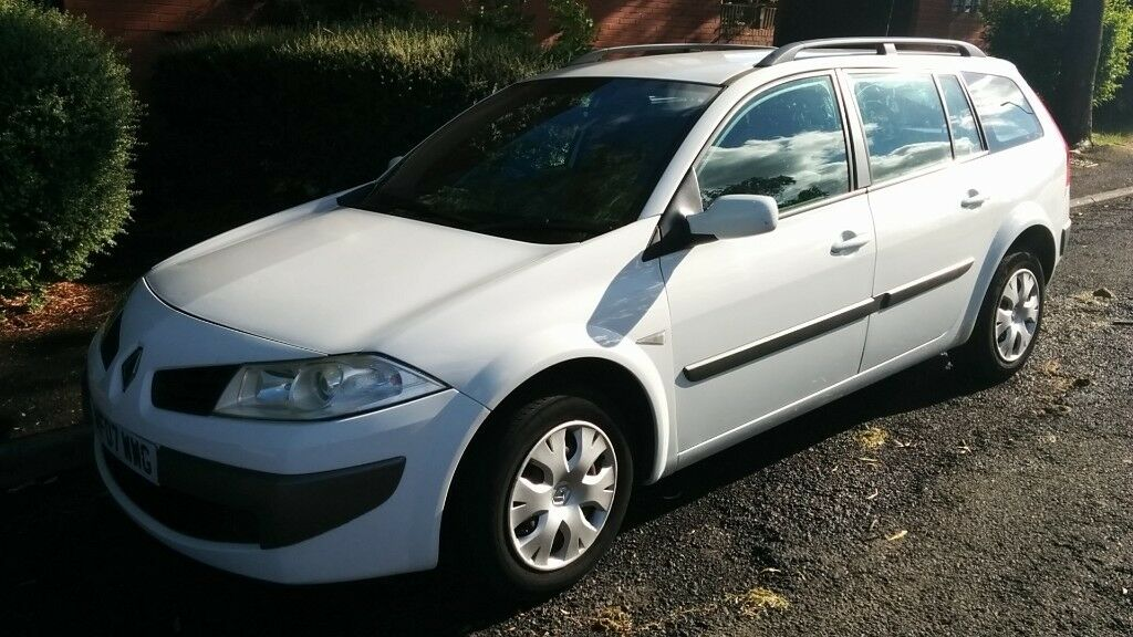 Renault Megane Ii 1 5dci Grand Tour Estate In Bolton Manchester Gumtree