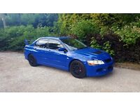 2002 MITSUBISHI LANCER EVOLUTION EVO7 2.0 TURBO 4WD FRENCH BLUE 350 BHP BARGAIN PRICE 2 3 4 5 6 7 8