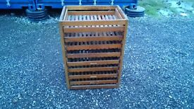 VINTAGE FRUIT DRYING RACK