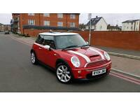 2004 MINI Hatch 1.6 Cooper S 3dr **F/M/S/H+LOW MILES+HIGH SPEC+MINT**