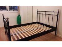 Ikea Svelvik King Size Bed Frame.