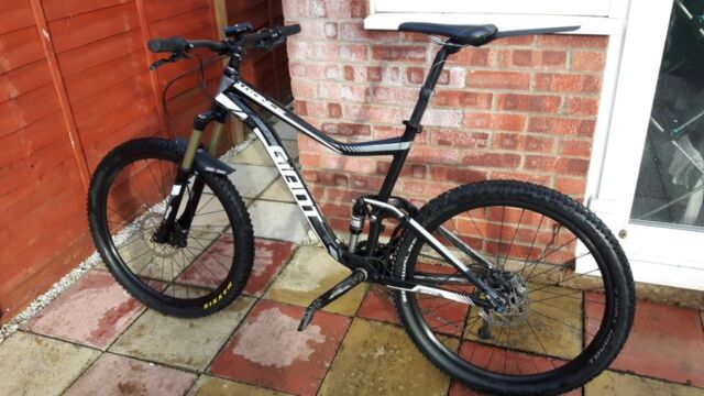 75d3a4a450b Giant trance 4 2016 XL 27.5   in Colchester, Essex   Gumtree