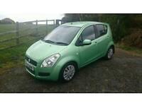 2009 Suzuki Splash GLS 5dr with only 24771 miles Low Tax Great Specification