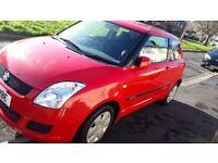 2010 Suzuki Swift New 12 Month Mot very cheap to run