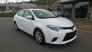 2014 Toyota Corolla JAMAIS ACCIDENTÉ/CONDITION IMPECCABLE!!!!!!L