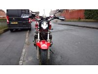 Bandit 600 £1000 or swap for faired bike