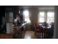 Beautiful Flat share small cozy double . Amazing sunset and sea view.