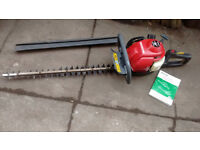 HONDA HHH25D HEDGE TRIMMER (4-stroke engine, quiet running, low vibration, 72cm/28 inch blade)