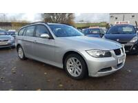 BMW 2.0 318D SE TOURING ESTATE 6 SPEED 2007 / 2 KEEPERS / SERVICE HISTORY / EXCELLENT CONDITION