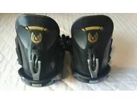 Burton Custom Snowboard Bindings - Freestyle - BNDT 13 - Unidisk Fixings