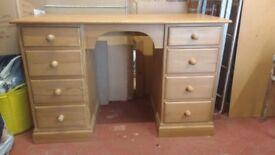 Lovely pine dressing table!!!