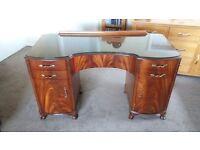 Stunning Antique Dressing Table/Dresser/Computer Desk