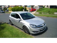 Vauxhall Astra Sri 1.9 cdti 150bhp VXR Sports Seats and Alloys Damaged
