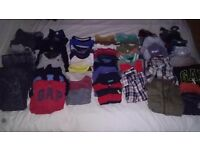 18 -24 month old boys clothing bundle