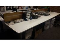 Large office desk for sale