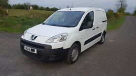 2012 Peugeot Partner (1.6 Diesel same as Berlingo)