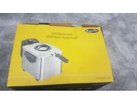 Professional stainless steel fryer-