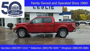2014 Ford F-150 XTR 4X4 | One Owner | Tonneau Cover