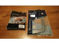 Seat leon mk2 double din stereo fascia and loom