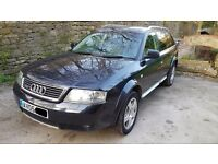 Audi Allroad 2.5 V6 Diesel - Spares or Repair.