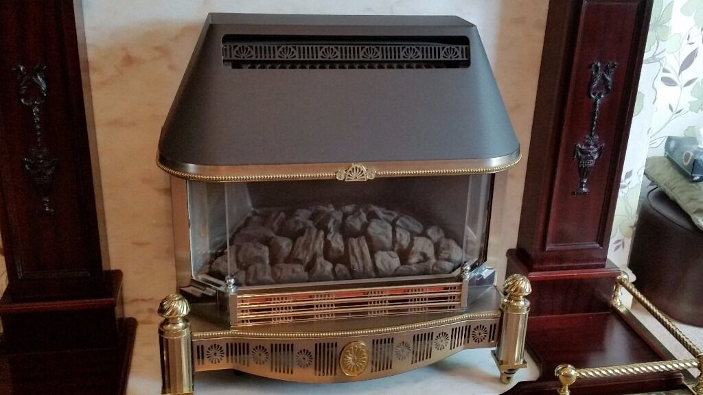 Baxi Bermuda gas fire with Back Boiler Fire Surround with  : 86 from www.gumtree.com size 1024 x 576 jpeg 82kB