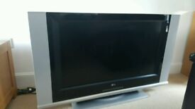 "37"" inch LG flatscreen plasma hd ready ect free local delivery"